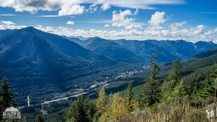 Photo from Snoqualmie Region, Snoqualmie Pass, Granite Mountain