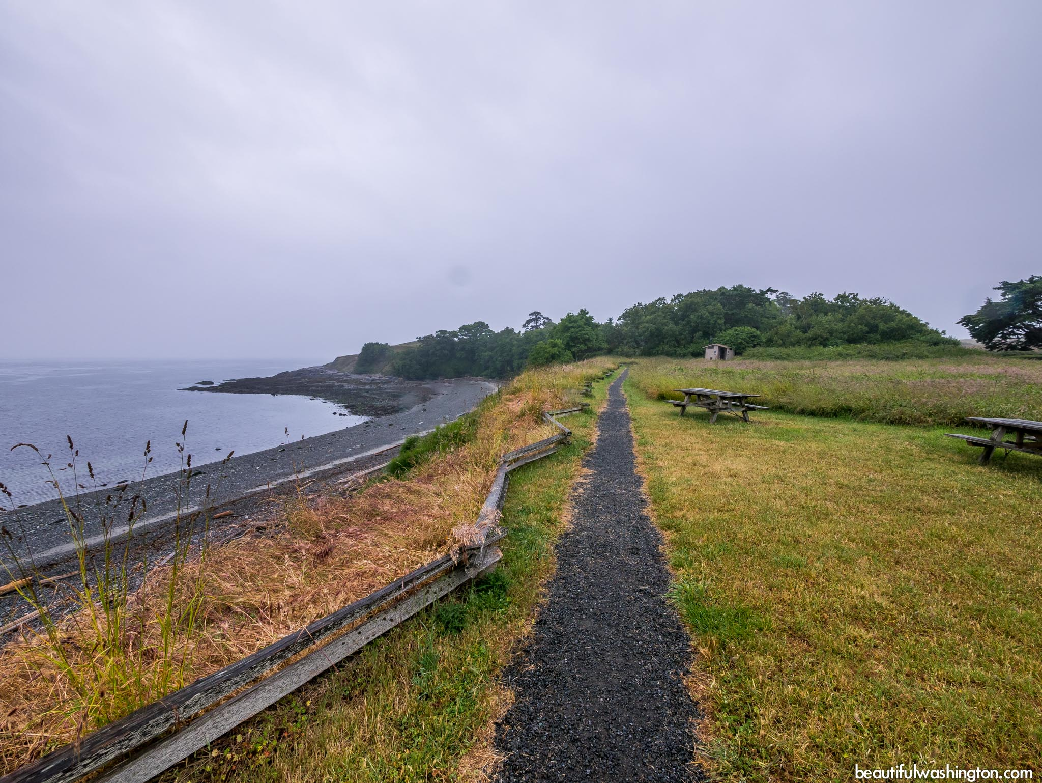 Photo from North Cascades, Friday Harbor, Cattle Point Lighthouse