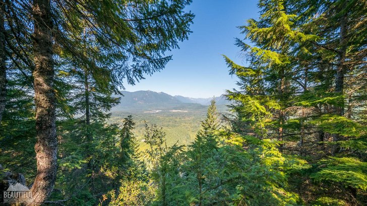 Photo taken at Cedar Butte Trail, Snoqualmie Region