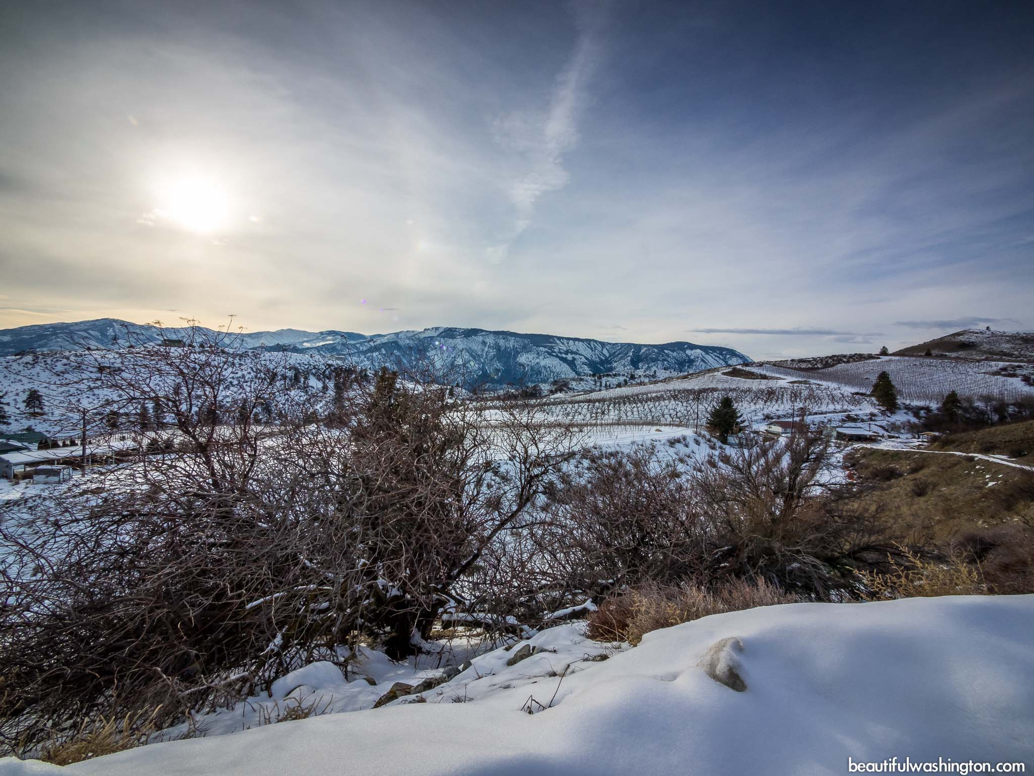 Photo from Manson hills farms near Chelan lake, Chelan County