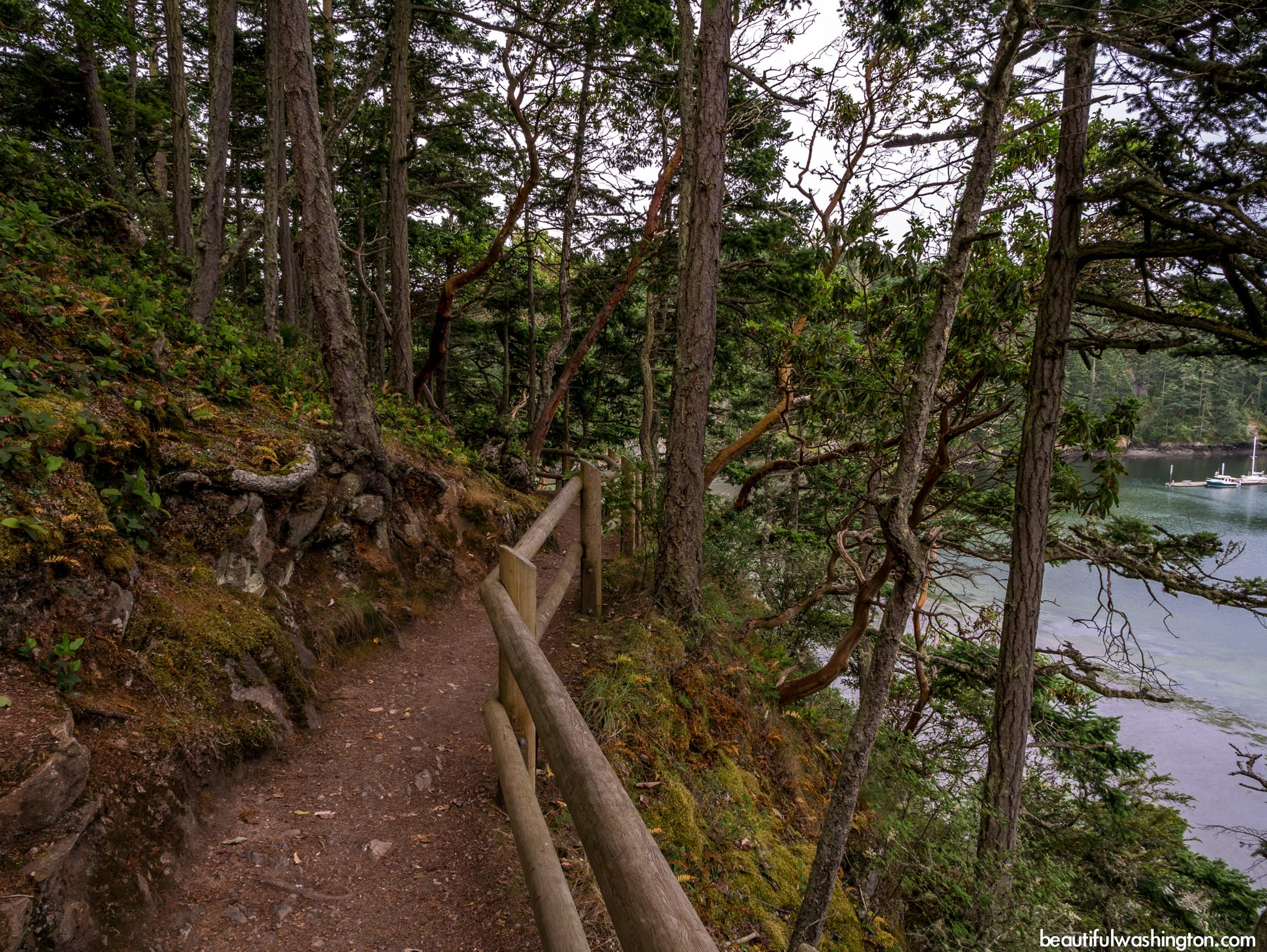 Photo from North Cascades, Anacortes Island, Deception Pass State Park