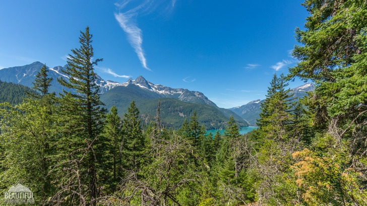 Photo from Diablo Lake Trail, North Cascades Region