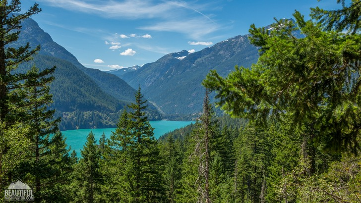 Diablo Lake Trail