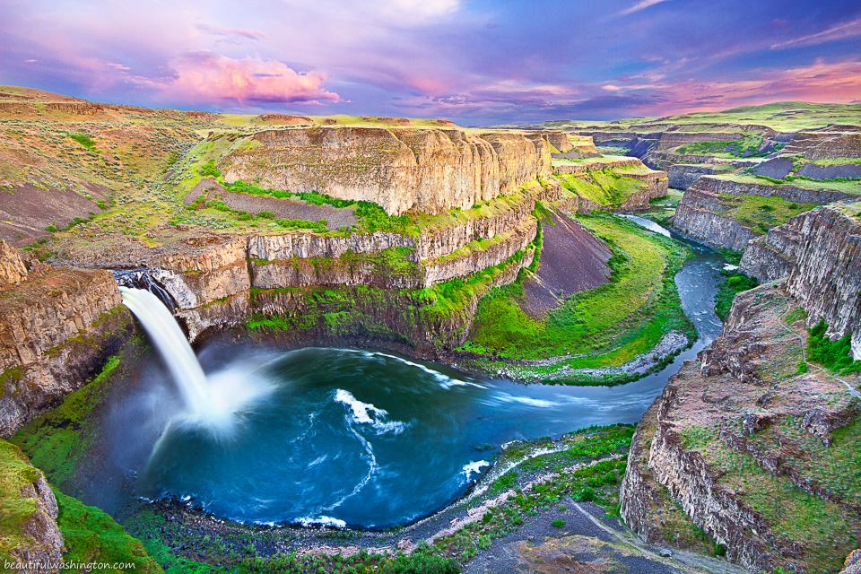 Eastern Washington Of Washington State Travel Guide