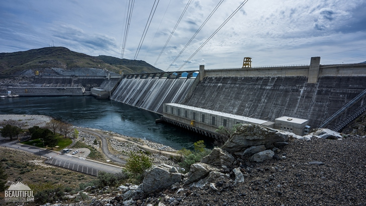 Grand Coulee Dam 1