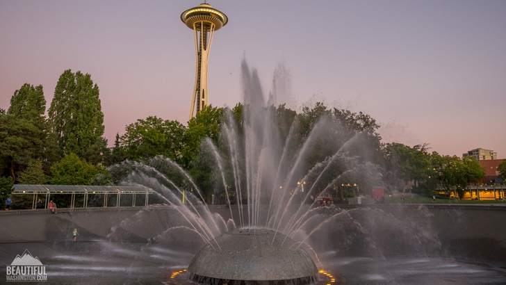 International Fountain, Seattle 16