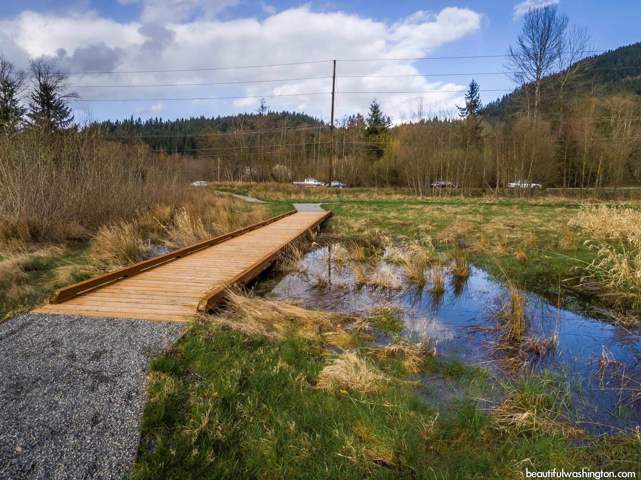Photo from King County, City of Issaquah, Issaquah-Hobart Road Park