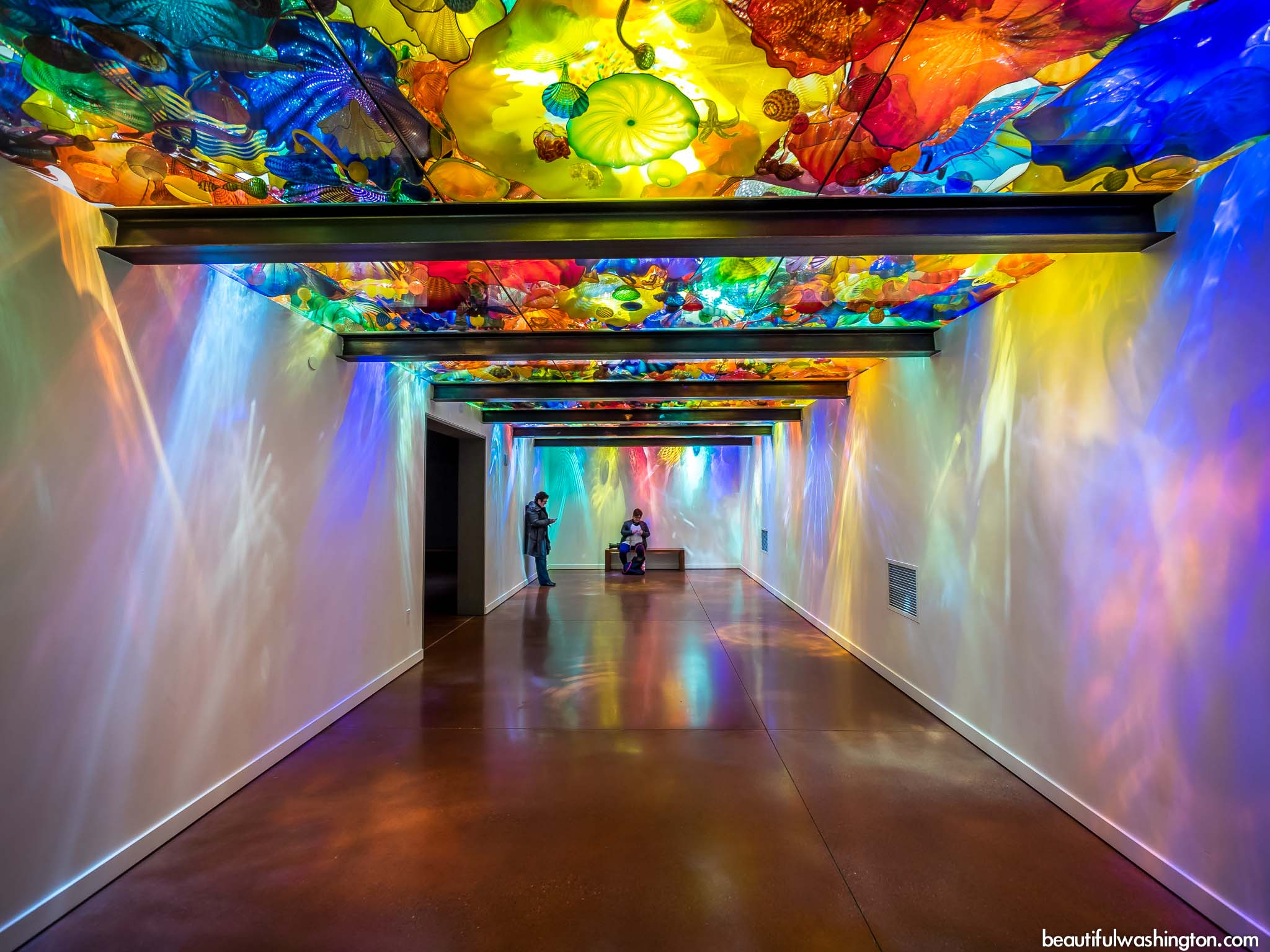 Chihuly Garden and Glass is Seattles newest attraction