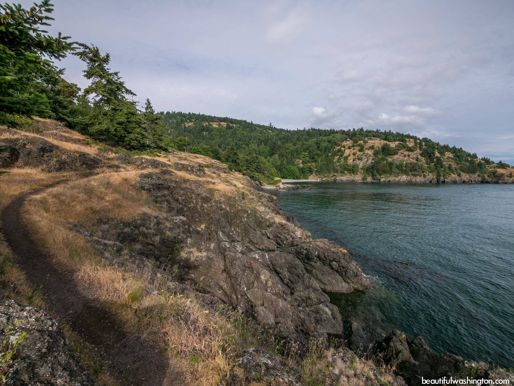 Photo from North Cascades, Friday Harbor, Lime Kiln State Park