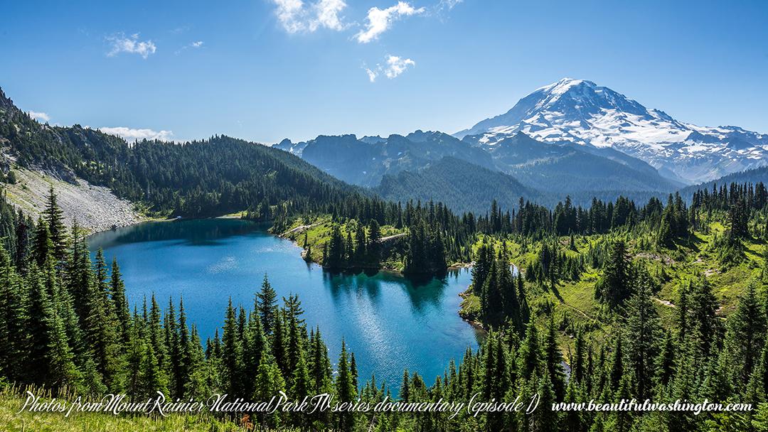 Mount Rainier National Park 4K Series Episode 1