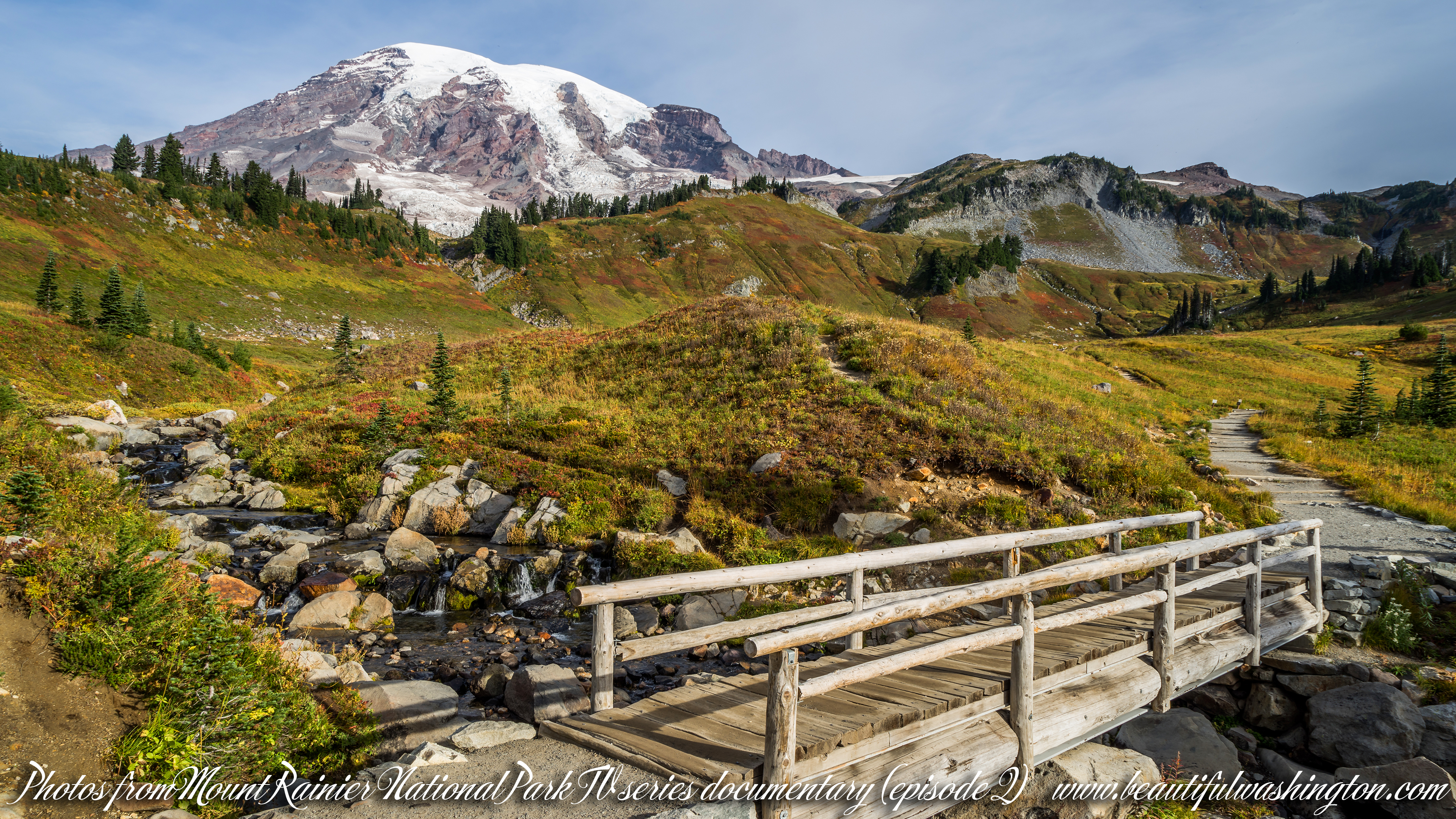 Photo from Washington State, Mount Rainier National Park