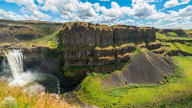 Photo taken at Palouse Falls State Park, Washington state