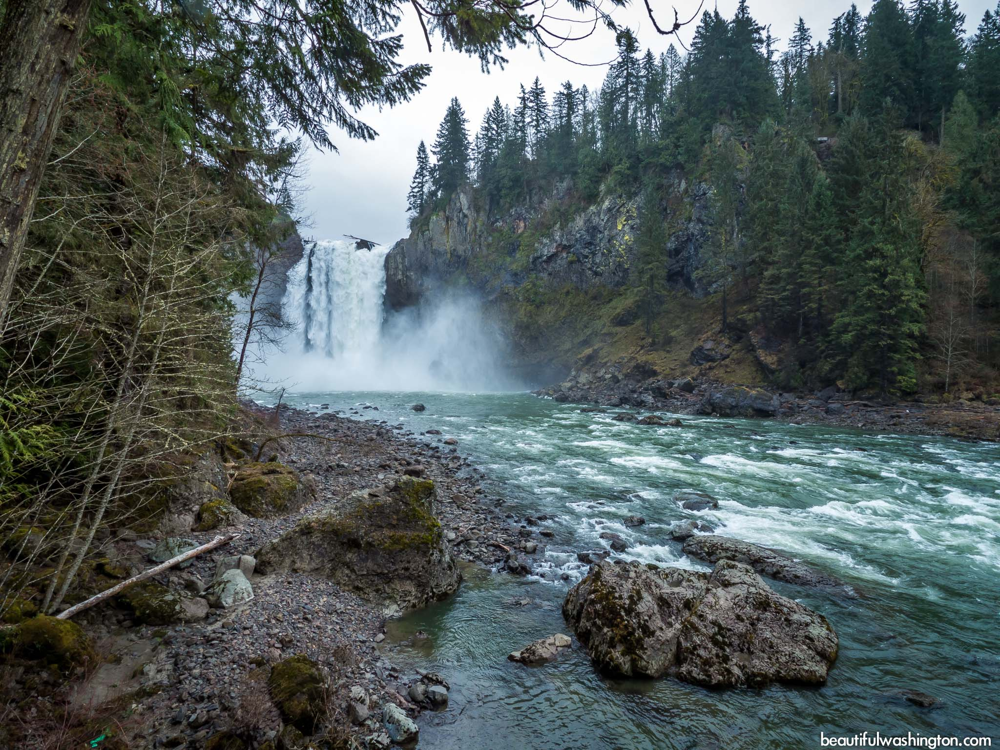 Photo from Snoqualmie Region, Snoqualmie Falls