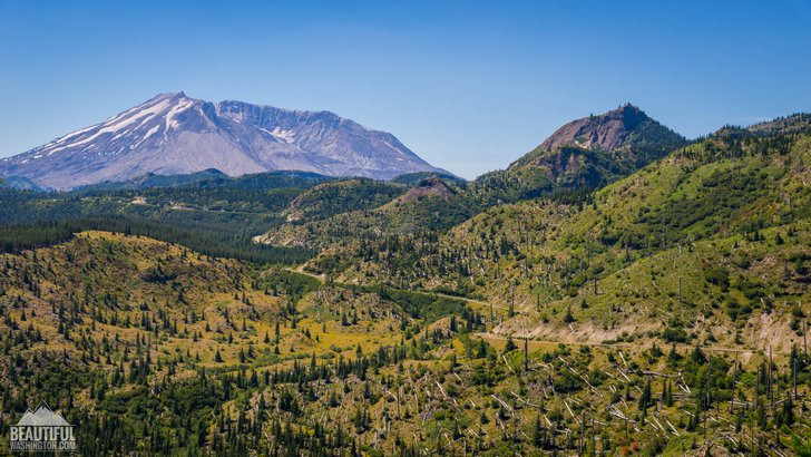 Strawberry Mountain Lookout Site