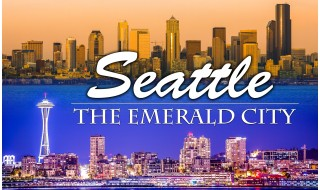 Seattle - The Emerald City 4K/HD. Episode 1 - Movie
