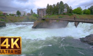 Spokane Falls at Riverfront Park - 1 HR