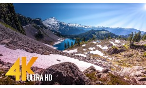 North Cascades National Park - Scenic Nature Documentary Film in 4K UHD - Part #2